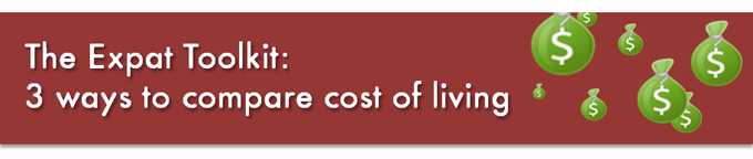 3 ways to compare cost of living