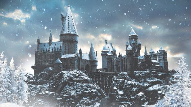 Harry Potter's Hogwarts mythological places