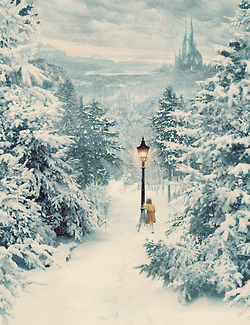 Narnia mythological places