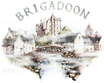 brigadoon mythological places