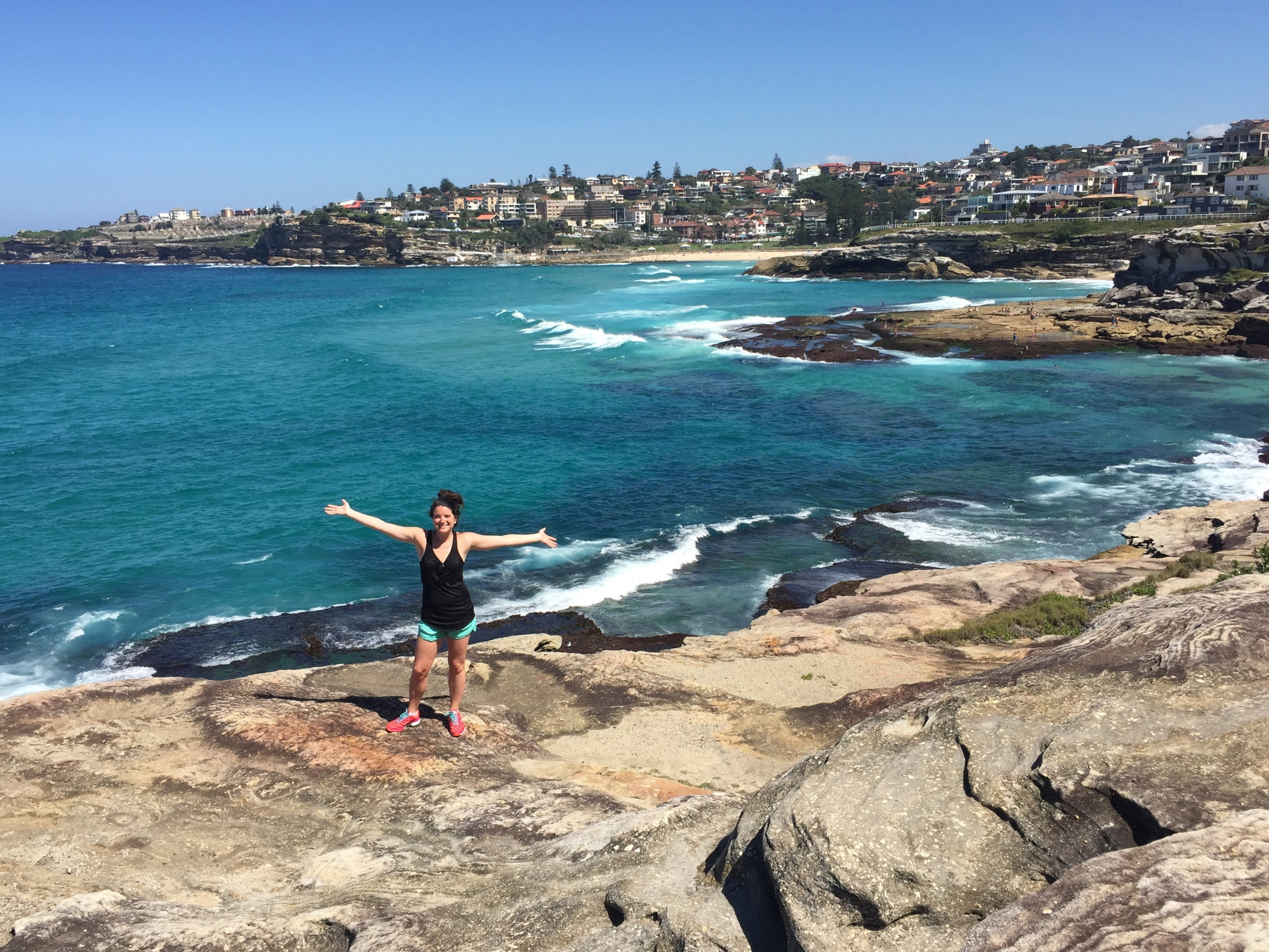 Courtney Alkek- Expats in Australia