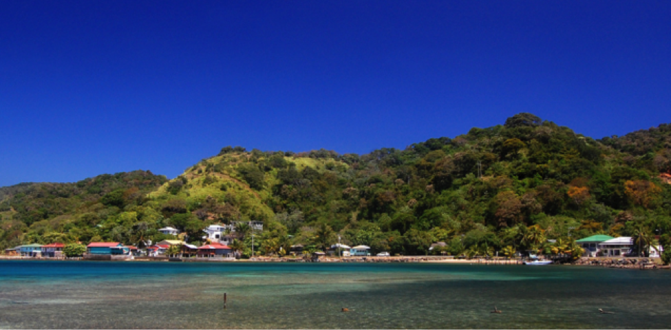 Roatan, Honduras. Photo by James Willamor.
