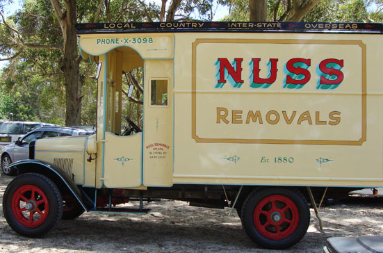 Nuss Relocation- Australia