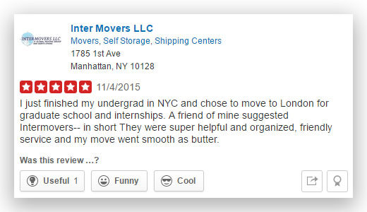 Inter Movers Fake Review