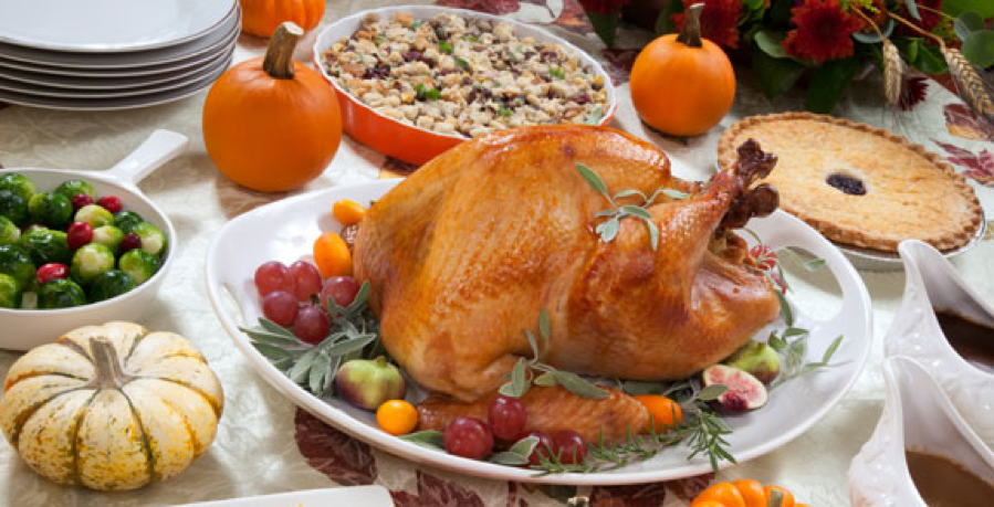 Thanksgiving Dinner for Expats