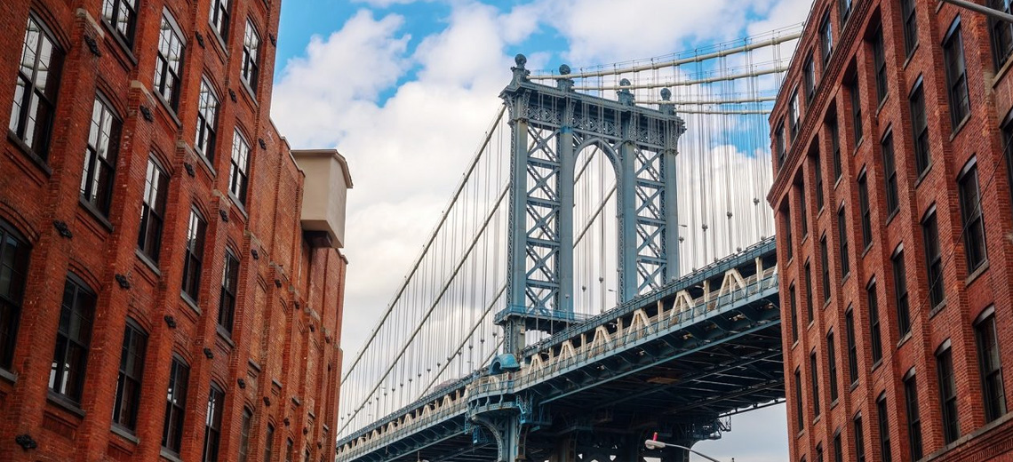 Dumbo New York City Neighborhood Photo