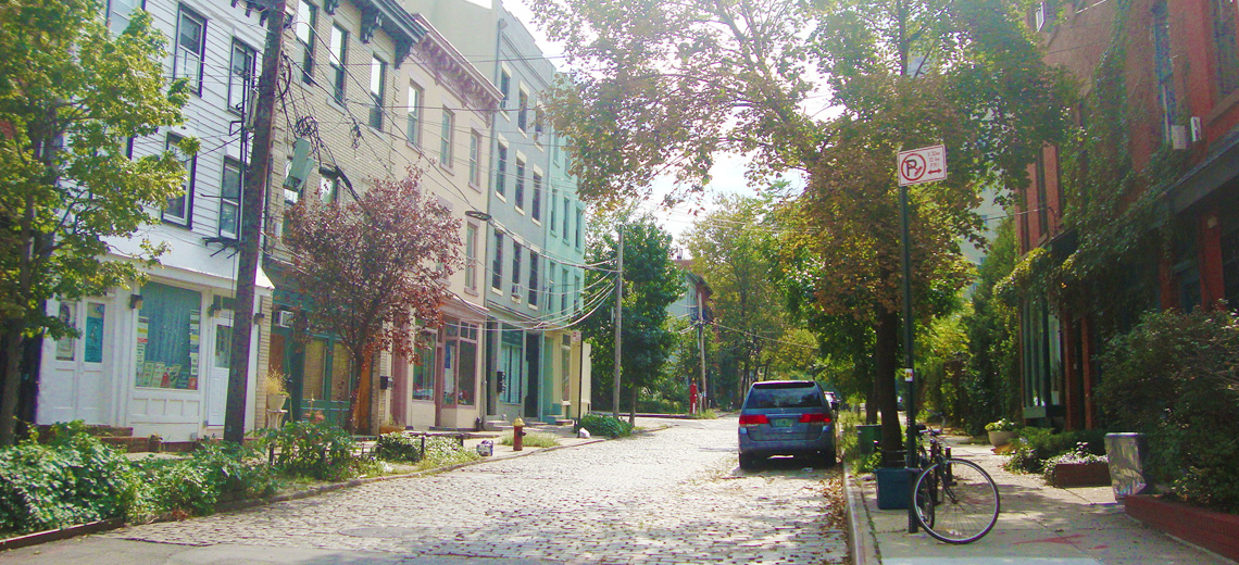 Vinegar Hill New York City Neighborhood Photo